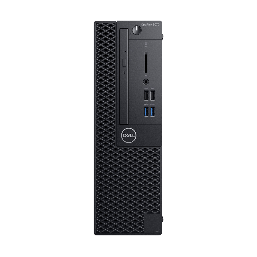Computador Dell Optiplex 3070 Sff Core I5-9500 Memória 4gb Ddr4 Hd 500gb Sistema Windows 10 Pro