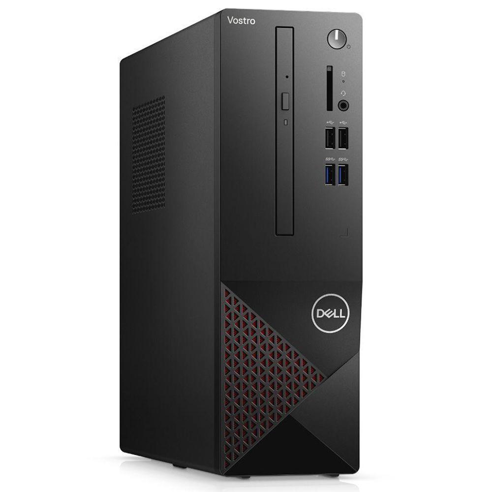 Computador Dell Vostro 3681 Sff Core I5-10400 Memória 8gb Hd 1tb Wifi Dvd Windows 10 Home