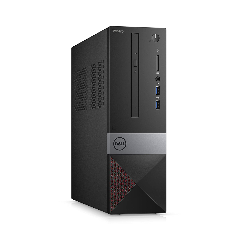 Computador Dell Vostro Sff 3470 I3-9100 Memória 4gb Hd 1tb Dvd Wifi + Bluetooth Sistema Windows 10 Pro