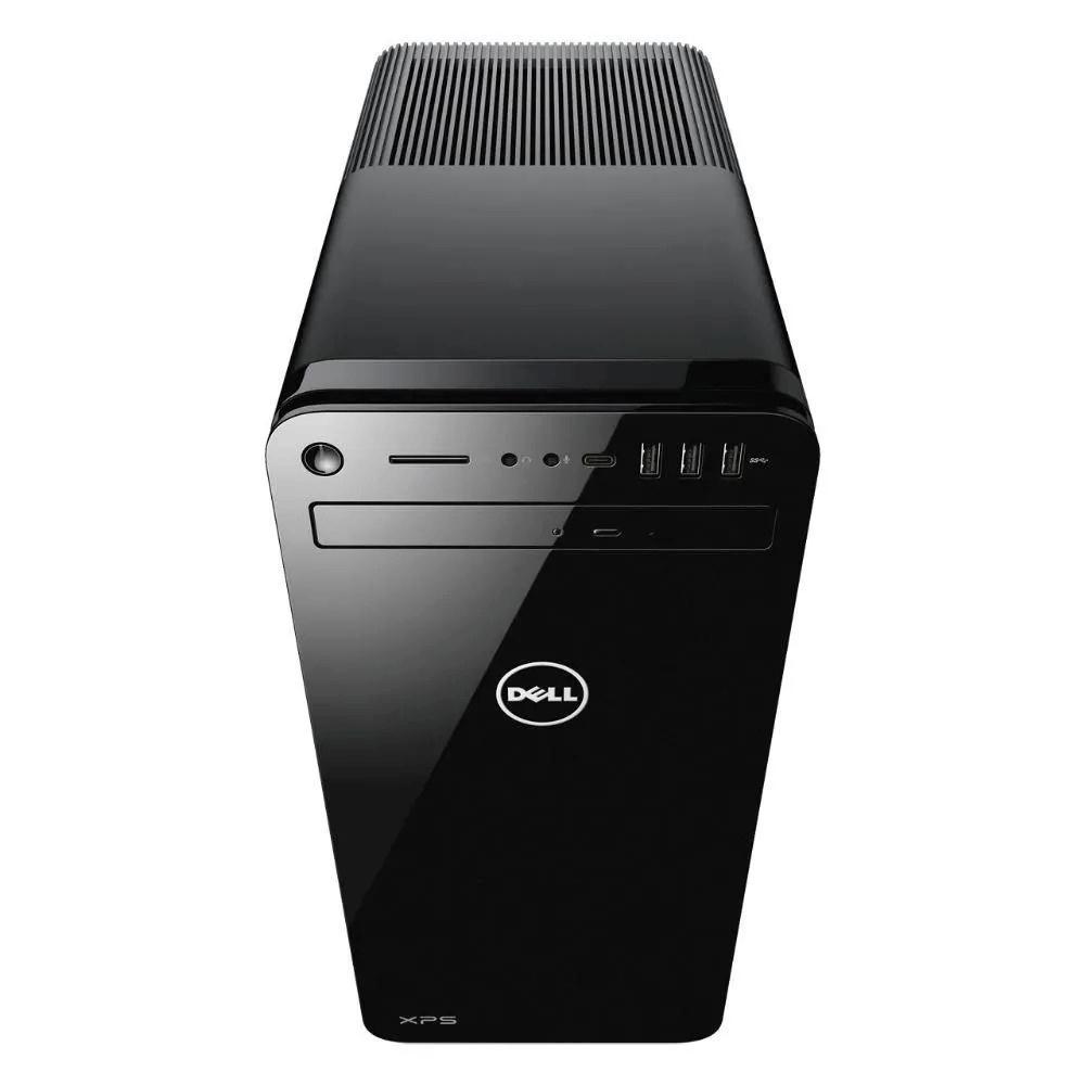 Computador Dell Xps 8930 Core I7-9700 Memória 16gb Hd 2tb Ssd 256gb Vídeo Rtx 2060 8gb Dvd Windows 10 Pro