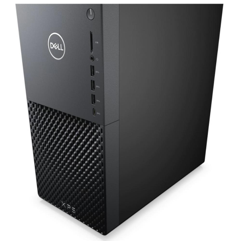 Computador Dell Xps 8940 Core I5-10400 Memória 8gb Ssd 256gb Dvd Sistema Windows 10 Home