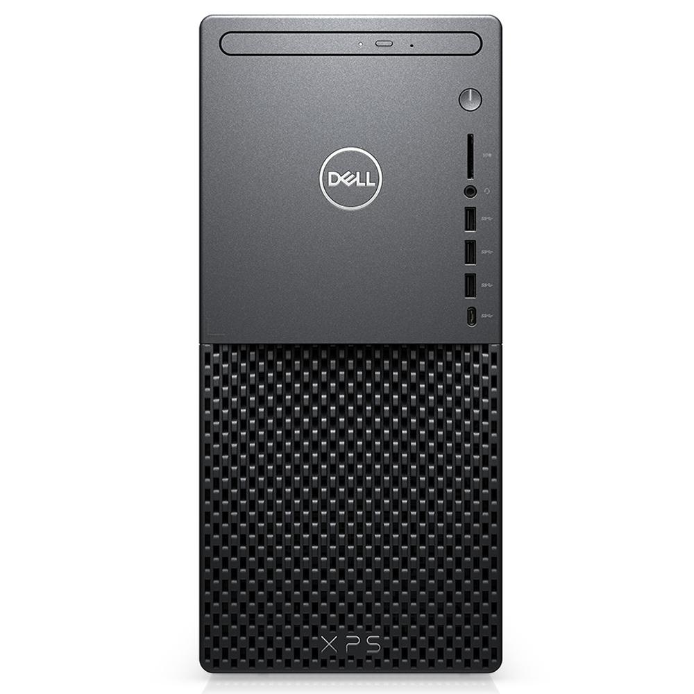 Computador Dell Xps 8940 Core I5-10400 Memória 8gb Ssd 256gb Dvd Sistema Windows 10 Pro