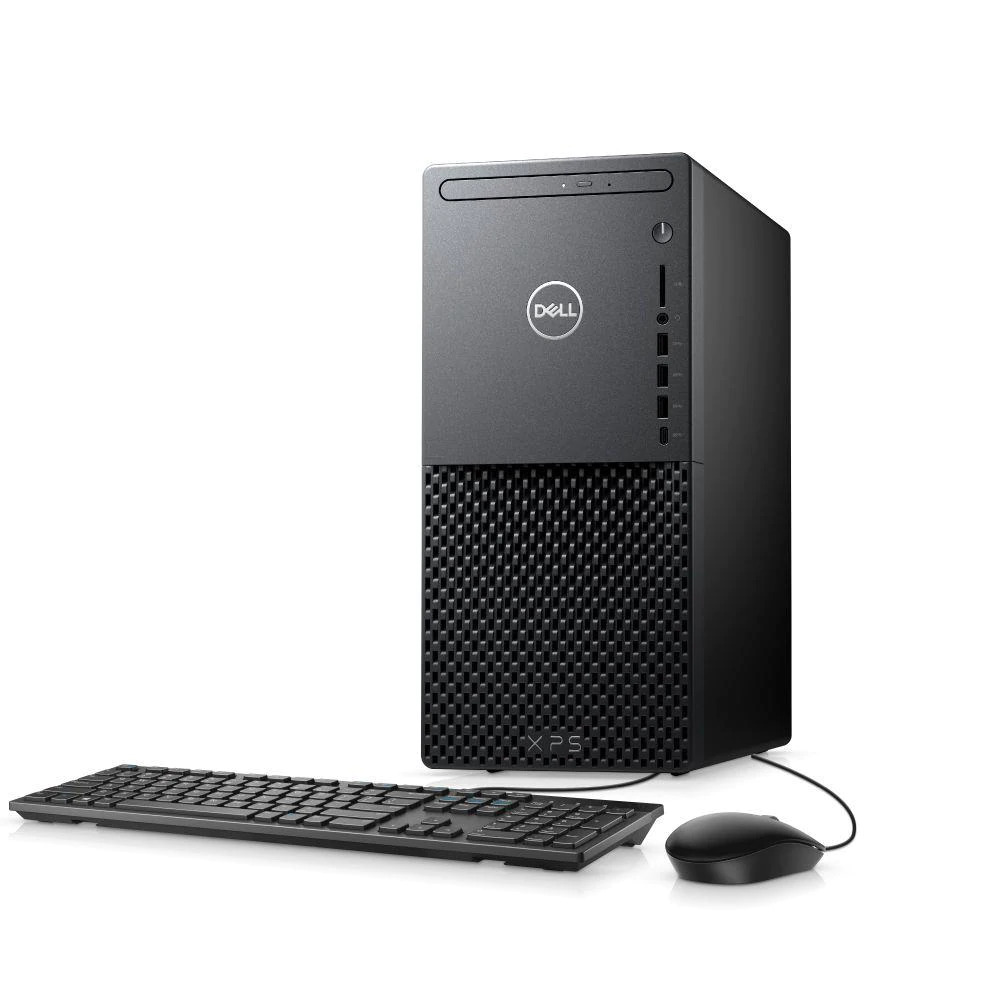 Computador Dell Xps 8940 Core I7-10700 Memória 16gb Hd 1tb Ssd 256gb Vídeo Gtx 1660 6gb Dvd Windows 10 Home
