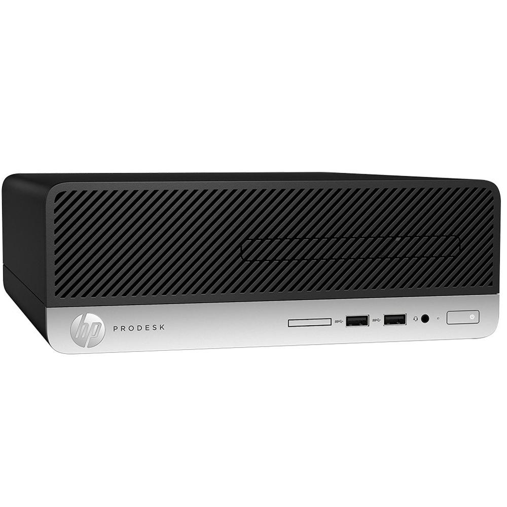 Computador Hp Prodesk 400 G6 Sff Intel Core I3-9100 Memória 4gb Ssd 120gb Sistema Windows 10 Pro