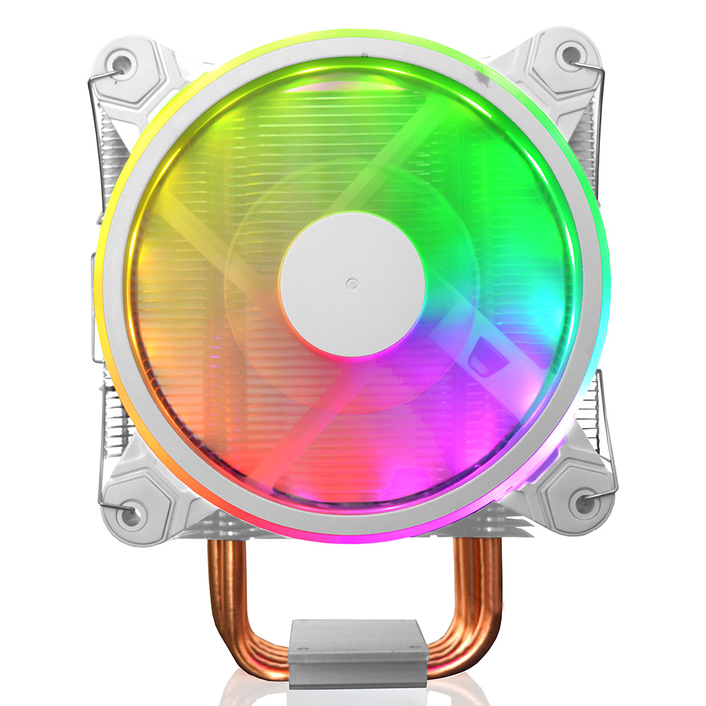 Cooler Pcfort Cl4200 Plus Com Rgb Para Processador E Cpu Intel E Amd
