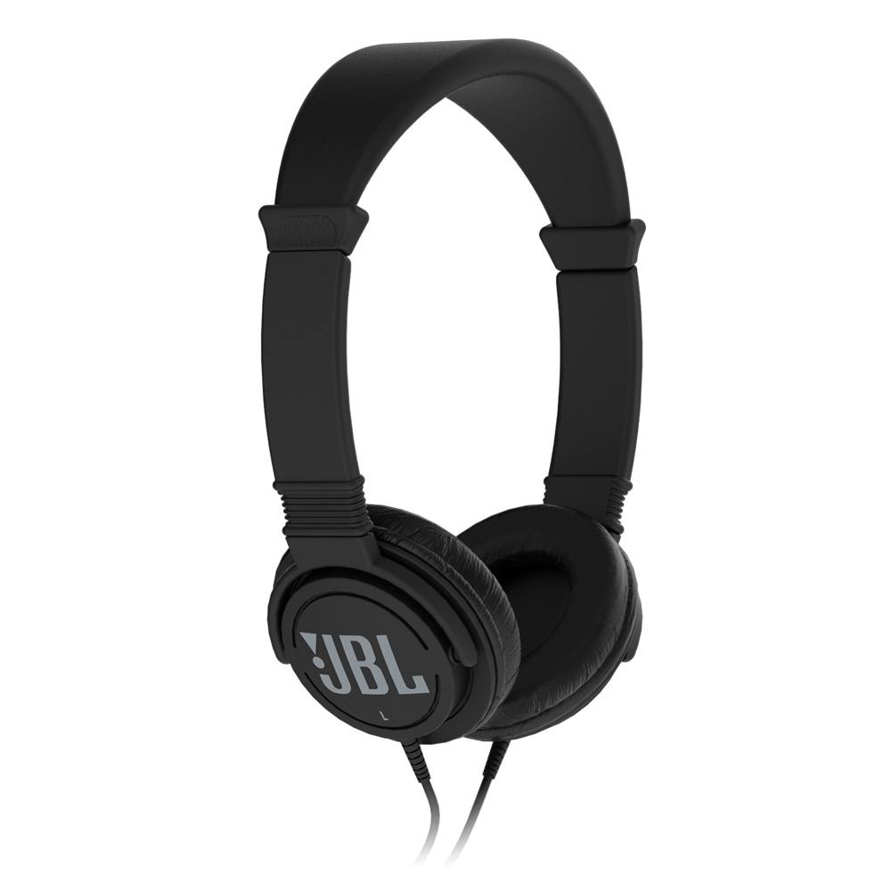 Fone De Ouvido Headphone Jbl C300 Si On Ear Almofadas Estofadas Preto - Filial