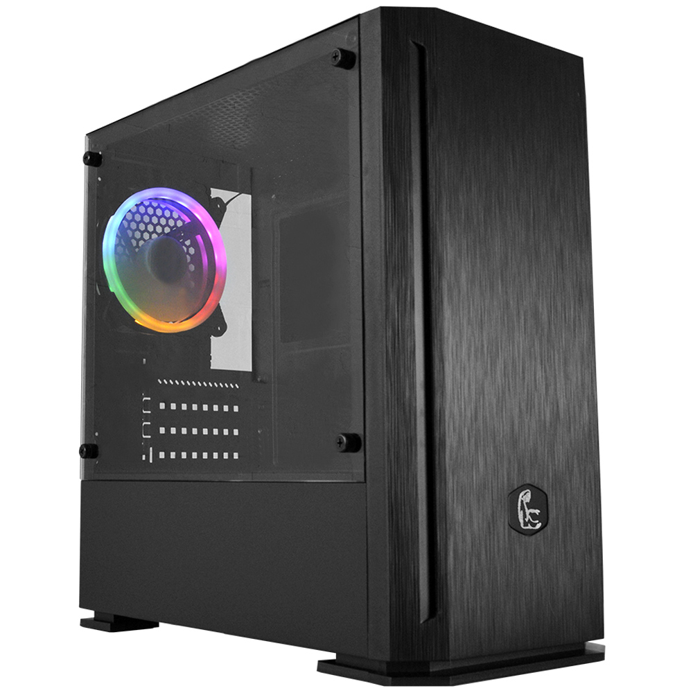 Gabinete Gamer Pcfort Orion B730 Com Fan