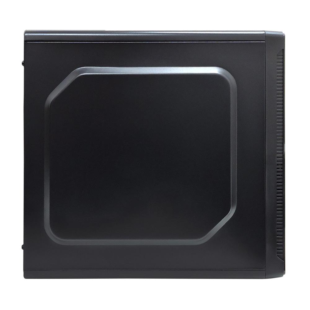 Gabinete Office Pcfort Black Basic 1503