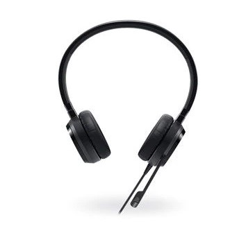 Headset Fone de Ouvido Stereo Dell Pro Uc150 Skype For Business