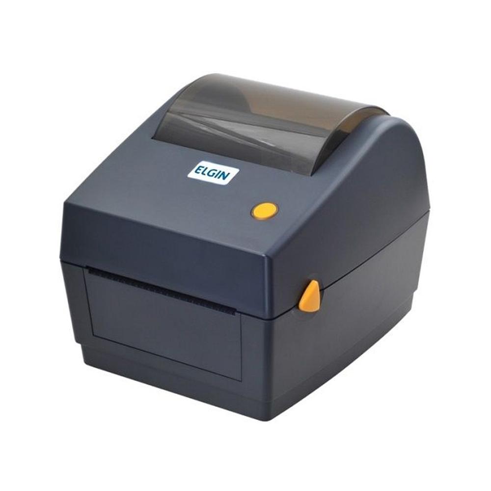 Impressora Térmica De Etiquetas Elgin L42 Dt 203dpi Usb/serial