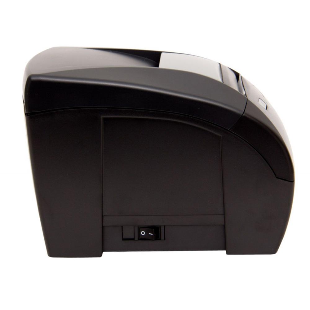 Kit Impressora Não Fiscal Térmica Bematech Mp 4200 Standart Bivolt + 90 Unidades Bobina Térmica