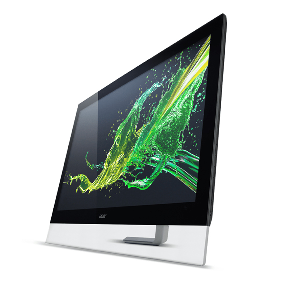Monitor Acer 23'' Led Ips Touchscreen 10 Toques Full Hd Multimidia 4ms Vga Mhl Usb T232hl-a