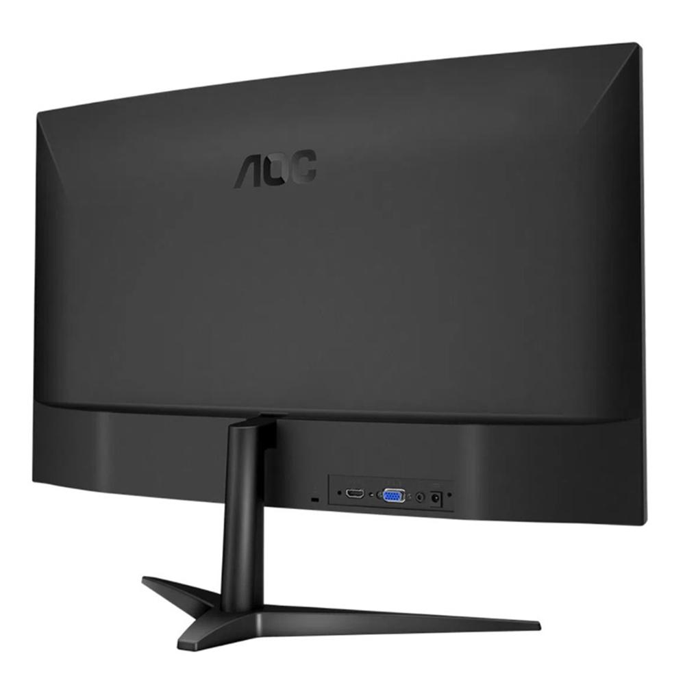 "Monitor Aoc 24b1h 23,6"" Led Full Hd Hdmi Vga Widescreen"