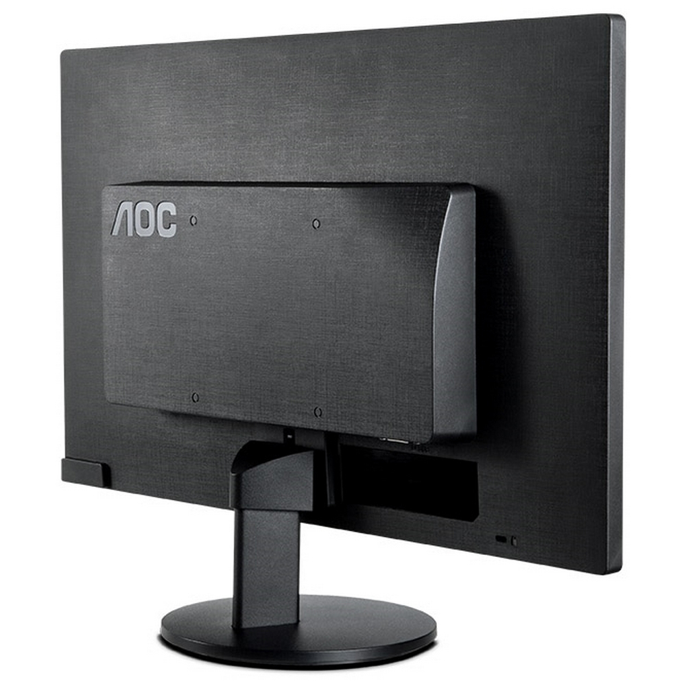 Monitor Aoc E2270swhen 21.5'' Led Full Hd Hdmi Vga Vesa 5ms Preto