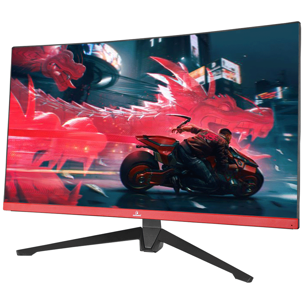 """Monitor Concórdia Gamer Curvo D270f 27"""" 165hz 1ms Full Hd  - Outlet"""