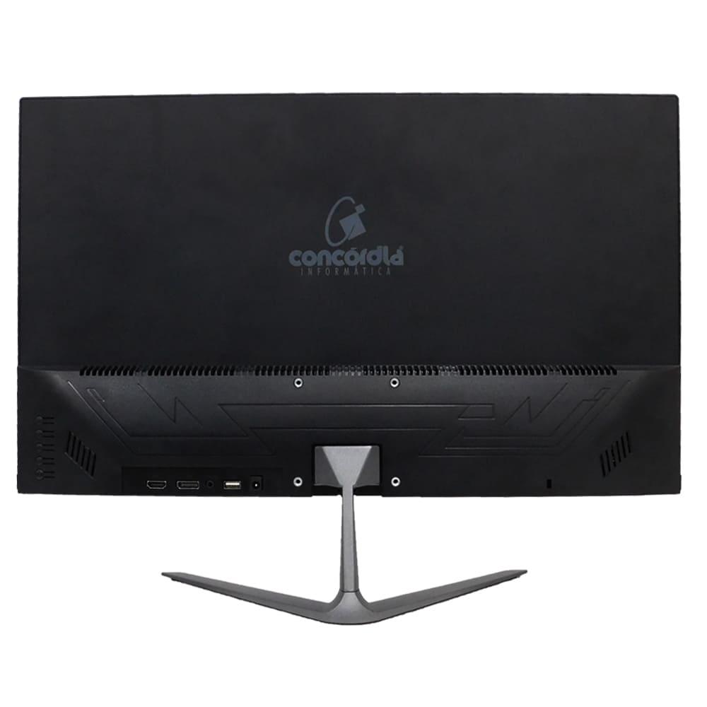 Monitor Concórdia Gamer R200s 23.6 Led Full Hd 144hz Freesync Hdmi Display Port