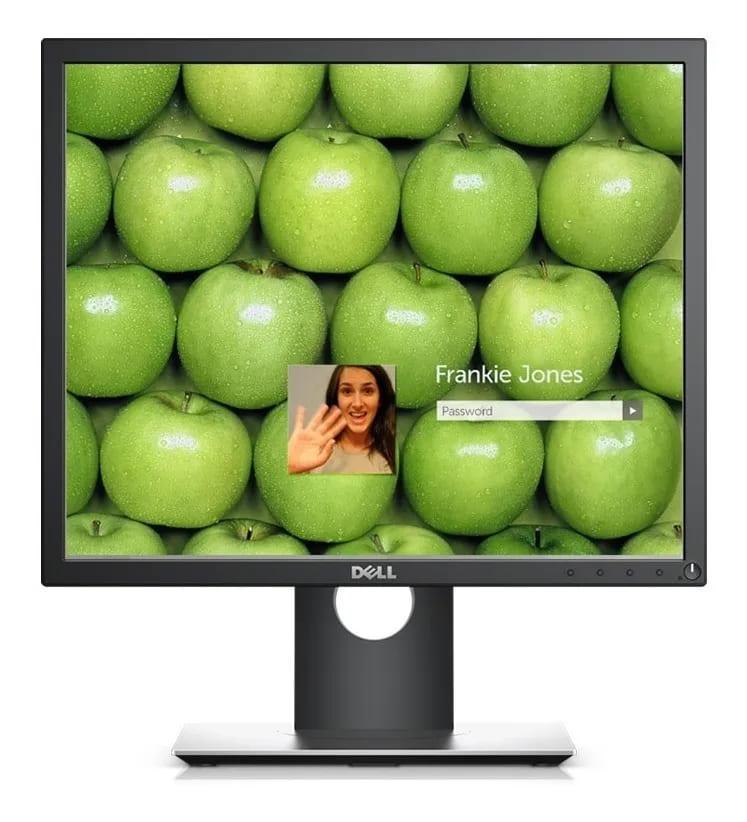 "Monitor Dell Professional P1917s 19.5"" Hd Led Ips Quadrado"