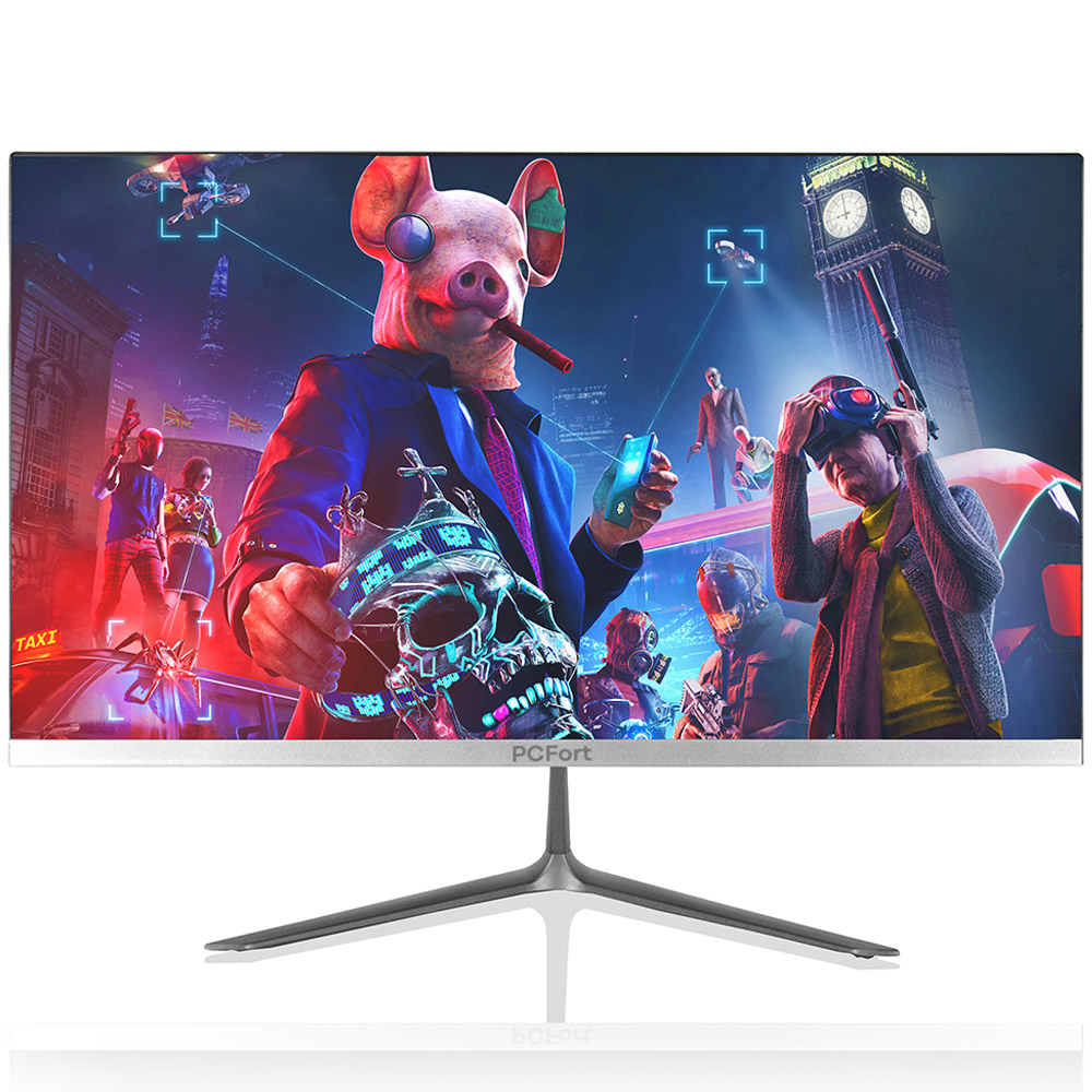 Monitor Pcfort Gamer H238f 23.8'' Led Full Hd 144hz Freesync Hdmi Display Port - Outlet