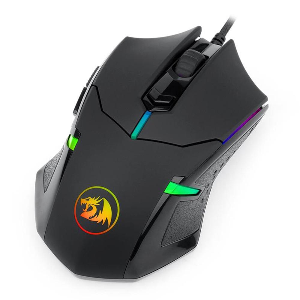 Mouse Gamer Redragon Centrophorus 2 M601-RGB