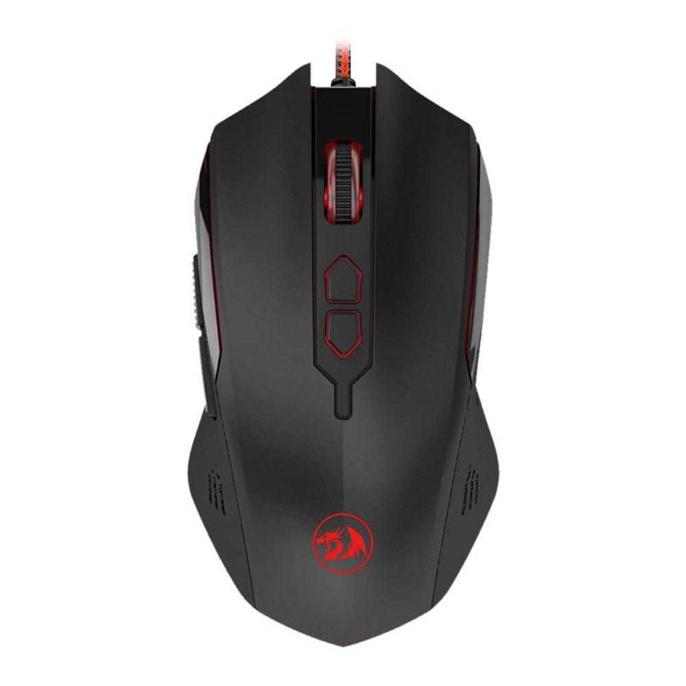 Mouse Gamer Redragon Inquisitor 2 Preto M716A