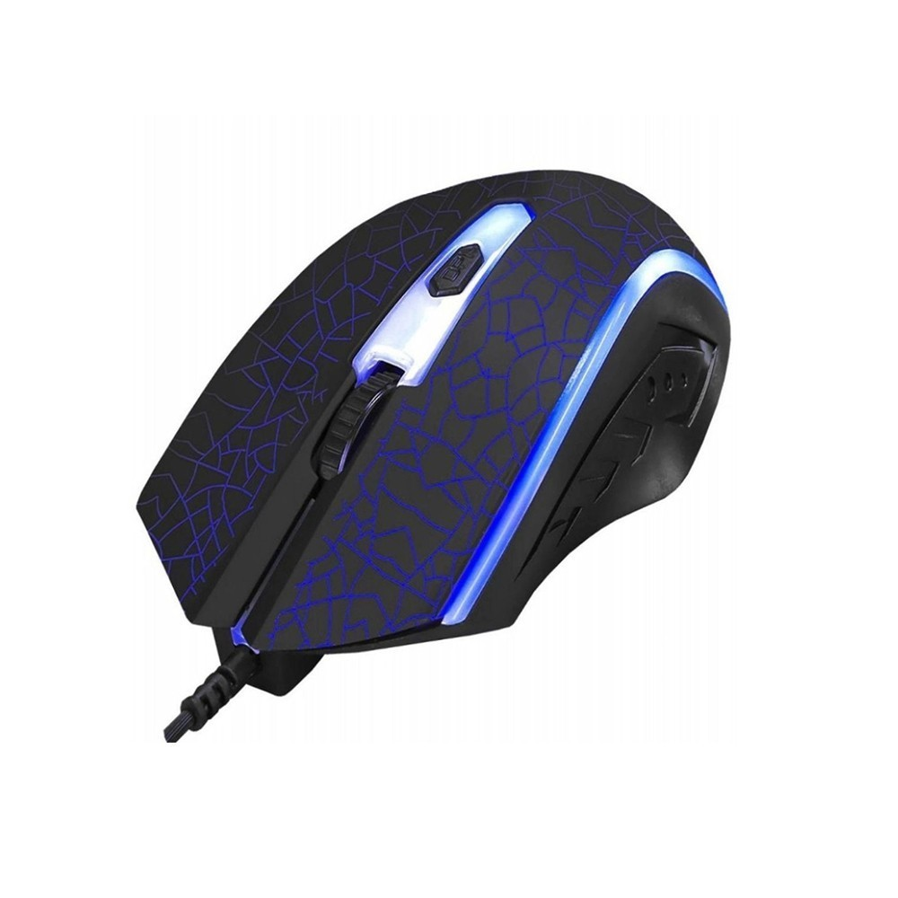 Mouse Gamer Rgb Xtrike Gm-206 1200 Dpi Óptico Usb - Filial