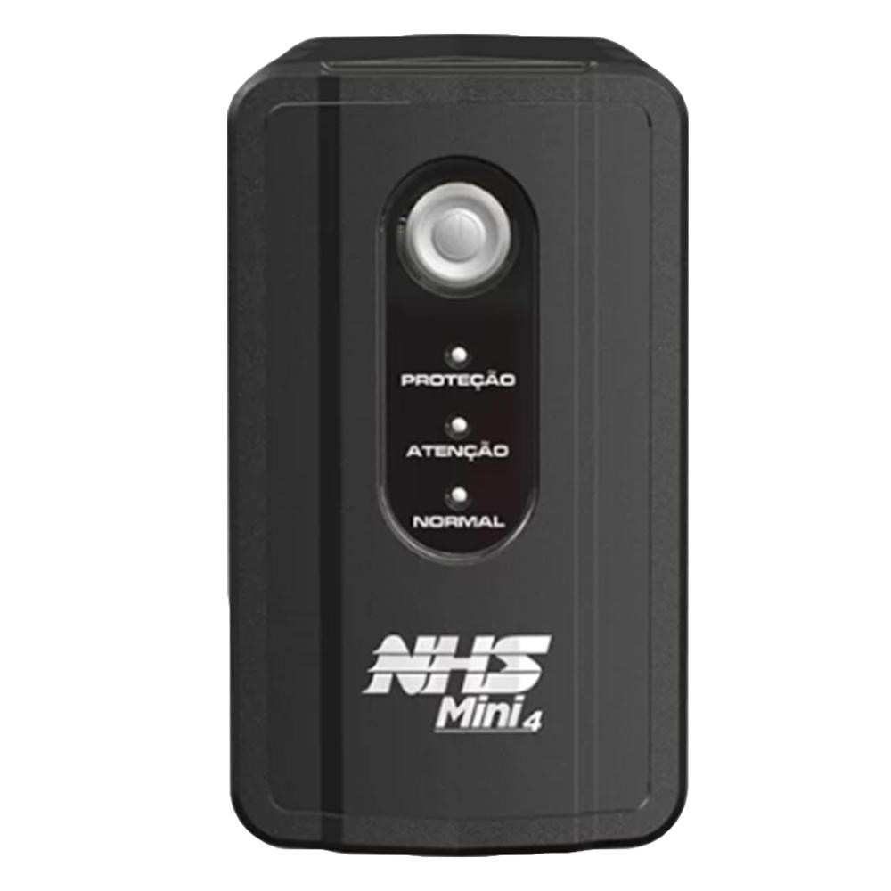 Nobreak Nhs Mini 4 700va 350w Interactive B 1x7ah 6t E120/220 S120