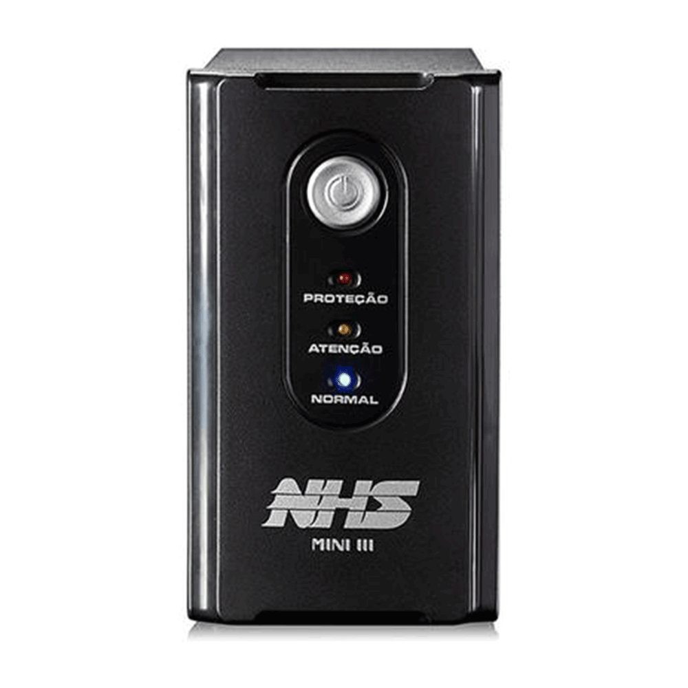 Nobreak Nhs Mini Iii 700va 350w Interactive B 1x7ah 6t E120/220 S120