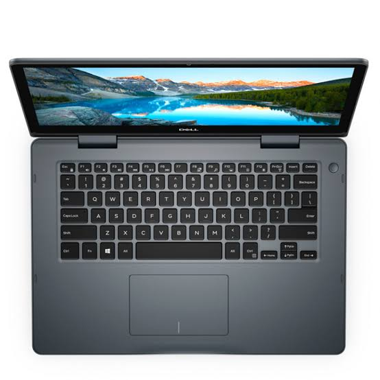 Notebook 2 Em 1 Dell Inspiron 5481 Core I5 8265u Memoria 8gb Hd 1tb Tela 14' Touch Sistema Windows 10 Home
