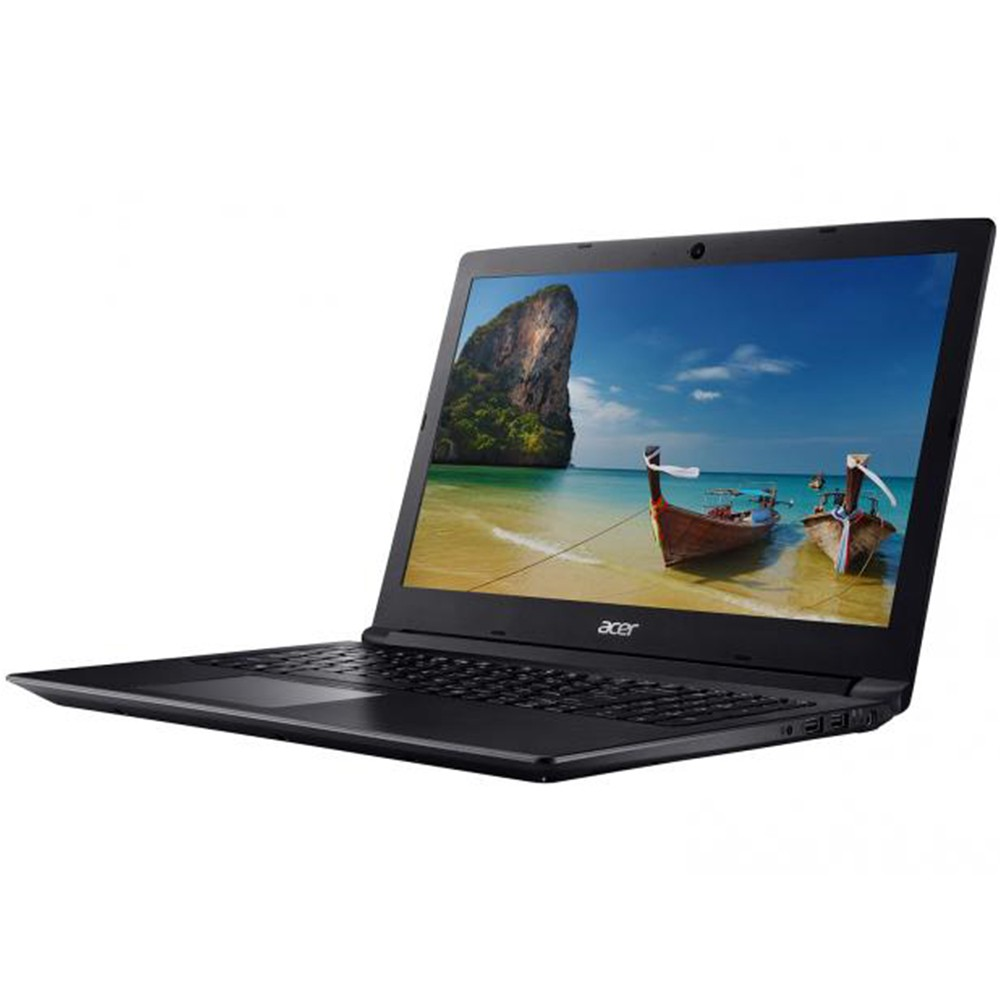 "Notebook Acer A315 Core I3 8130u Memoria 8gb Hd 1tb Ssd 240gb Tela 15.6"" Sistema Windows 10 Pro"