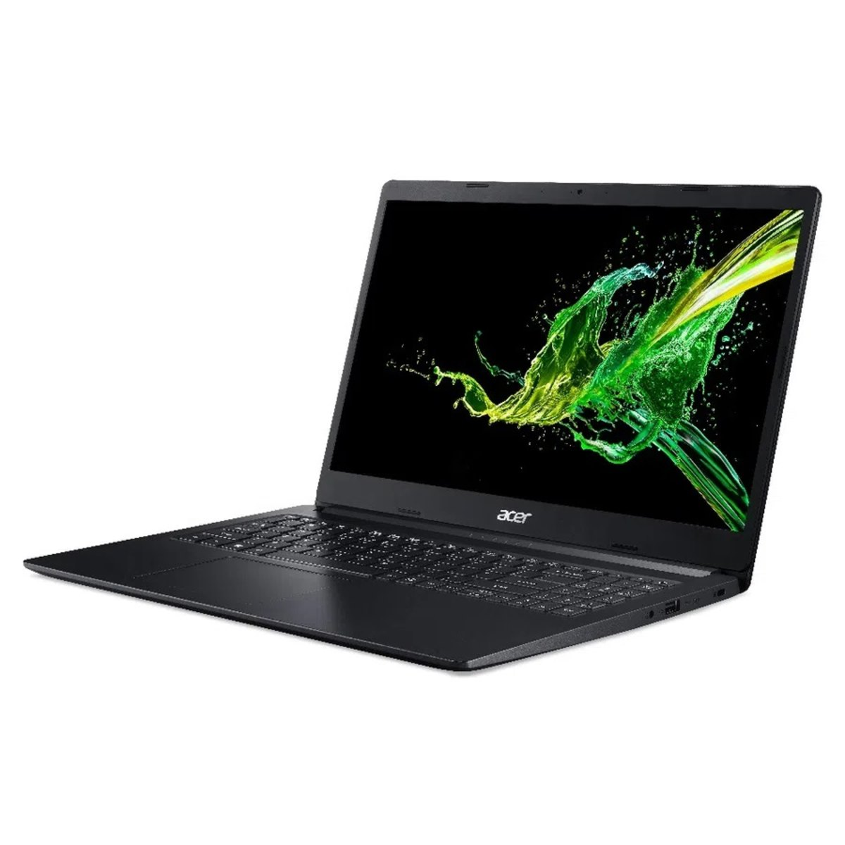 Notebook Acer A315 Intel Celeron N4000 Memoria 4gb Ssd 480gb Tela 15.6' Hd Windows 10 Pro