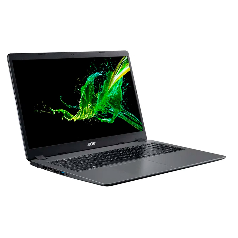 Notebook Acer A315 Intel Core I5-10210u Memoria 12gb Ssd 256gb Tela 15.6' Windows 10 Home Cinza