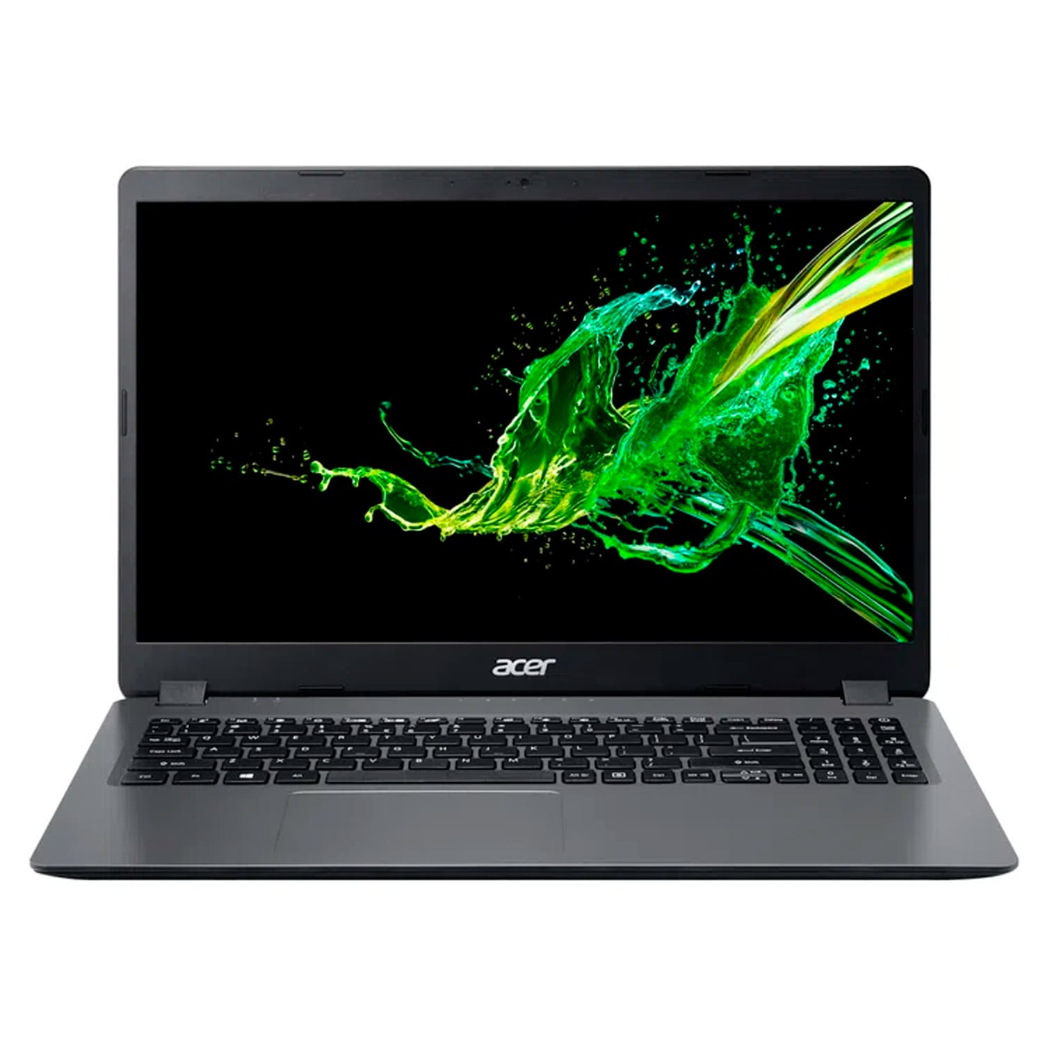 Notebook Acer A315 Intel Core I5-10210u Memoria 8gb Ssd 256gb Tela 15.6' Windows 10 Home Cinza