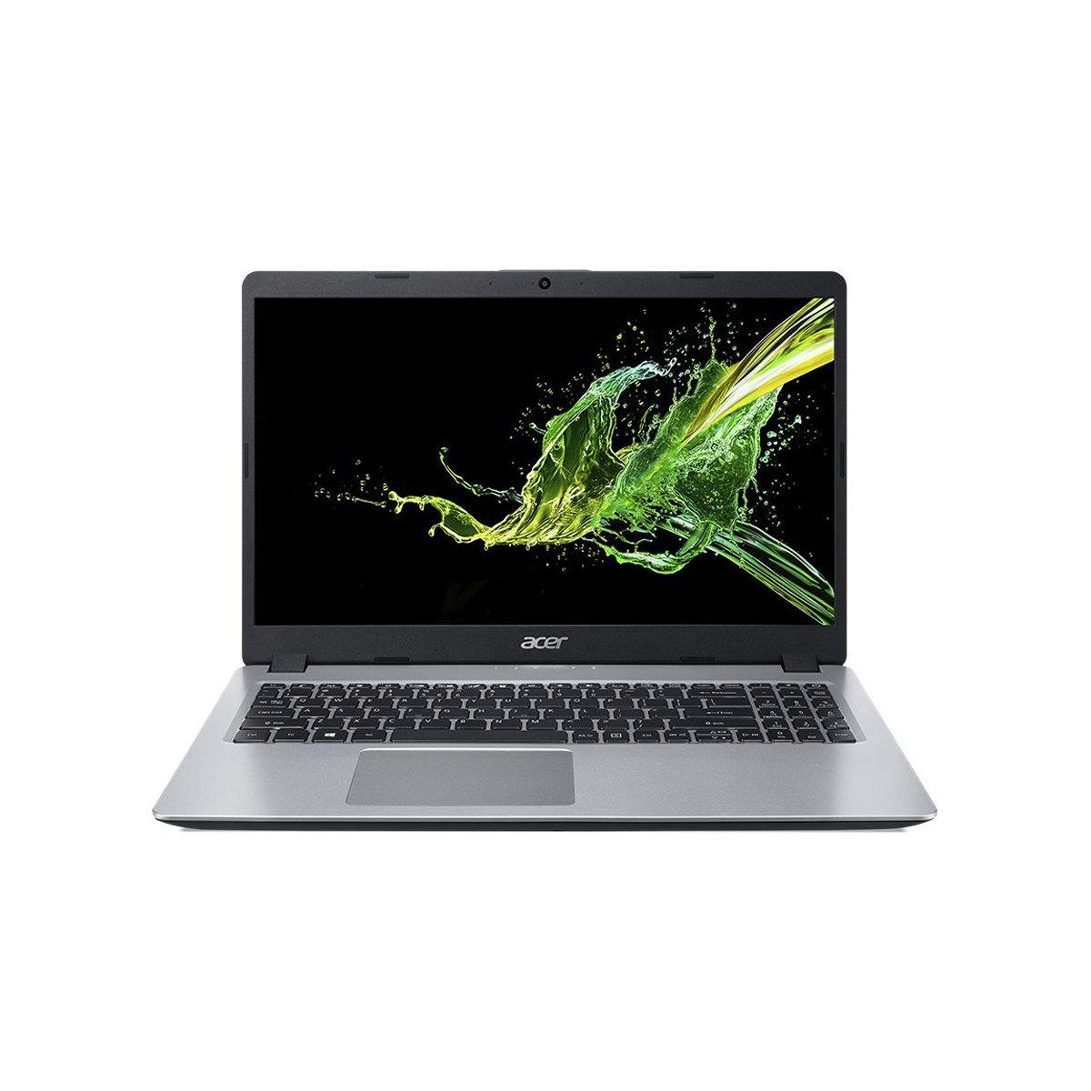Notebook Acer A515 Core I5 8265u Memoria 4gb Ddr4 Ssd 480gb Tela 15.6' Led Hd Sistema Windows 10 Home