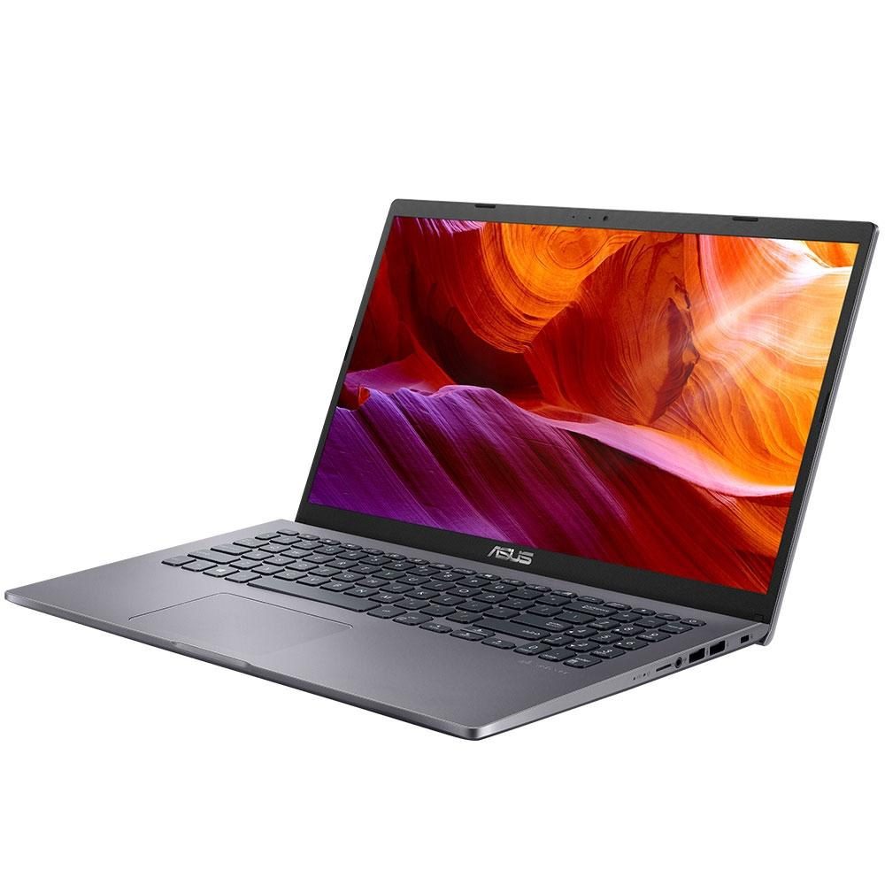 Notebook Asus M509da Ryzen 5 3500 Memoria 8gb Hd 1tb Tela 15.6'' Hd Led Vega 8 Sistema Windows 10 Home