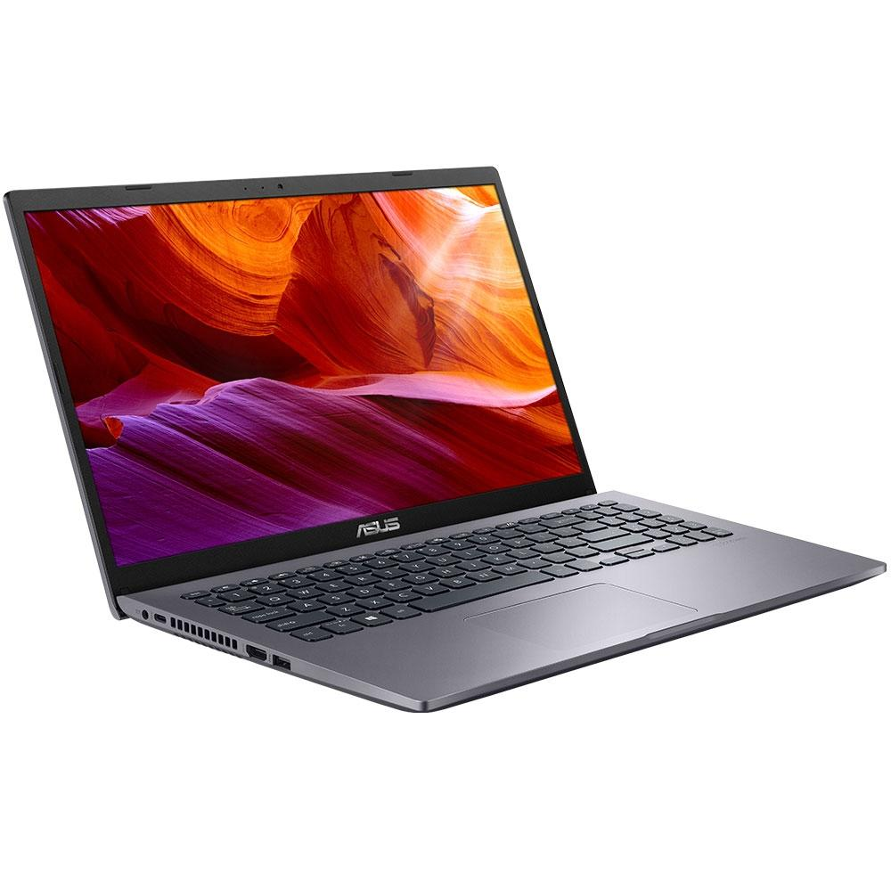 Notebook Asus M509da Ryzen 5 3500 Memoria 8gb Hd 1tb Tela 15.6'' Hd Led Vega 8 Sistema Windows 10 Pro