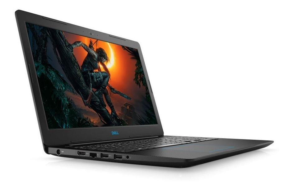 Notebook Dell G3 3579 Core I5 8300H Memoria 8Gb Hd 1Tb Placa Video Gtx 1050 4Gb Tela 15.6' Fhd Sistema Linux