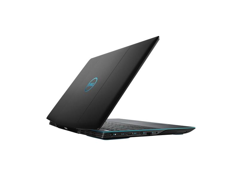 Notebook Dell G3 3590 Core I5 9300h Memoria 8gb Ssd 512gb Placa Video Gtx1650 4gb Tela 15.6' Fhd Windows 10 Home