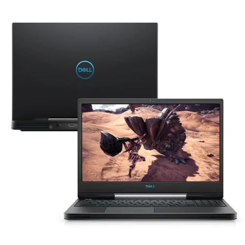 Notebook Dell G5 5590 Core I7 9750H Memoria 16Gb Hd 1Tb Ssd 256 Placa Video Rtx 2060 6Gb Tela 15.6' Fhd Win 10 Home