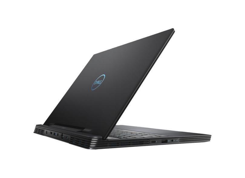 Notebook Dell G5 5590 Core I7 9750h Memoria 16gb Ssd 512gb Placa Video Gtx 1660ti 6gb Tela 15.6' Fhd Win 10 Pro