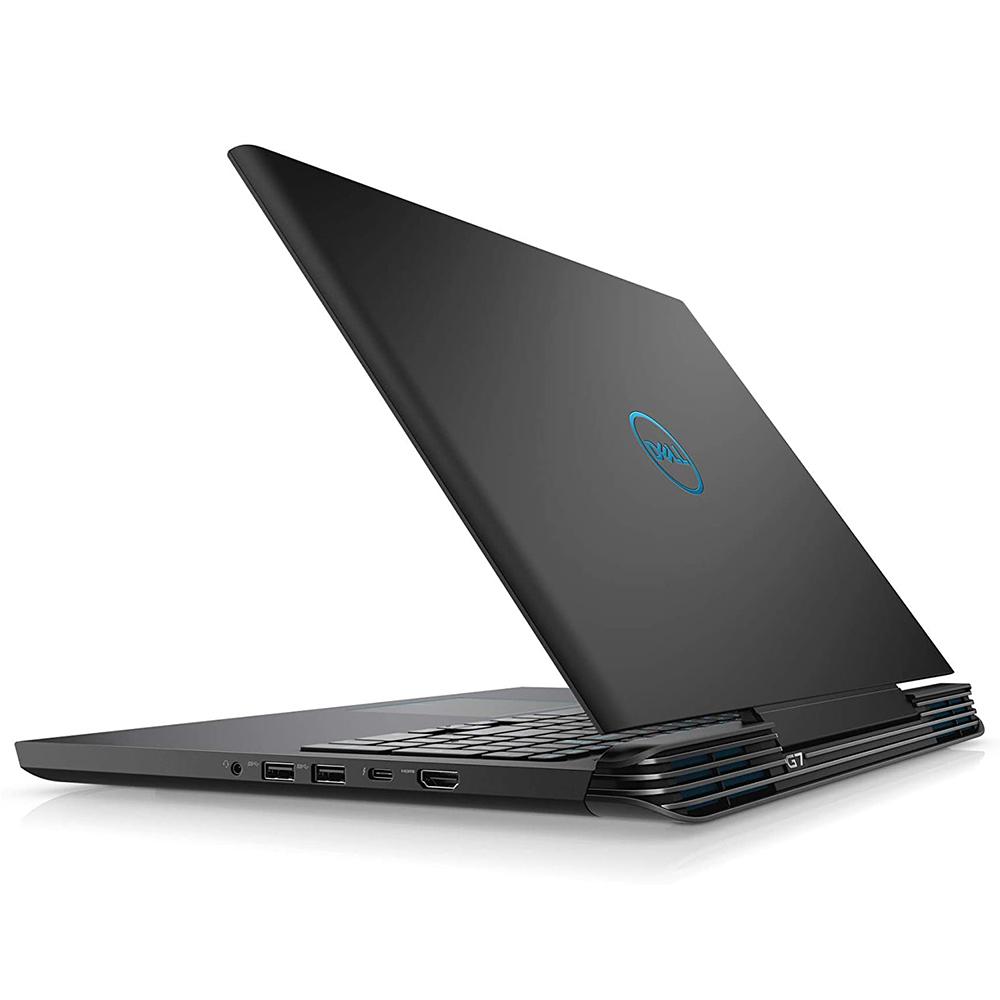 Notebook Dell G7 7588 Core I7 8750H Memoria 16Gb Hd 1Tb Ssd 256Gb Placa Video 1050 6Gb Tela 15.6' Sistema Win 10 Home