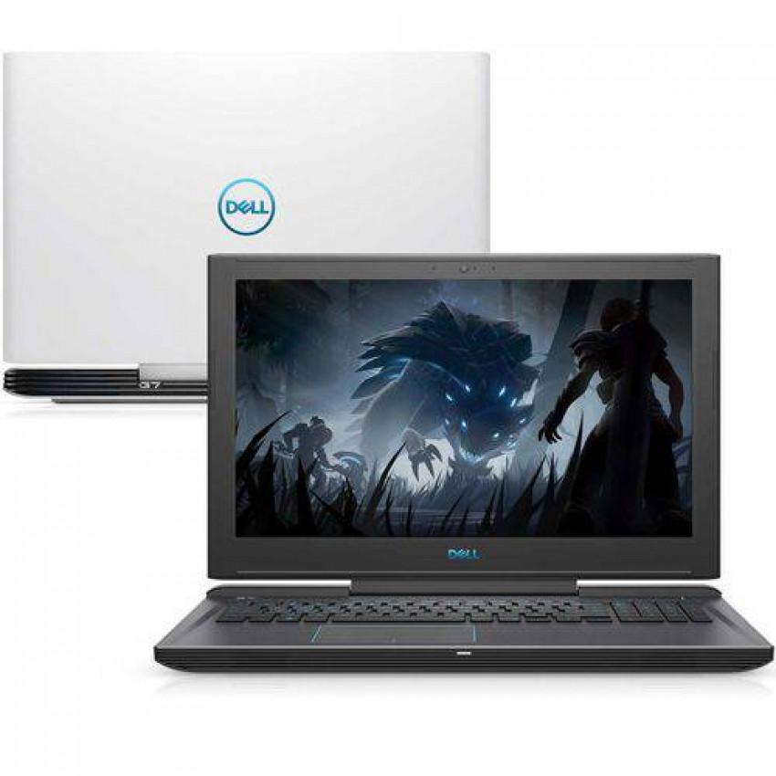 Notebook Dell G7 7588 Core I7 8750H Memoria 8Gb Hd 1Tb Ssd 128 Placa Video Gtx 1050 Tela 15.6' Fhd Win 10 Home