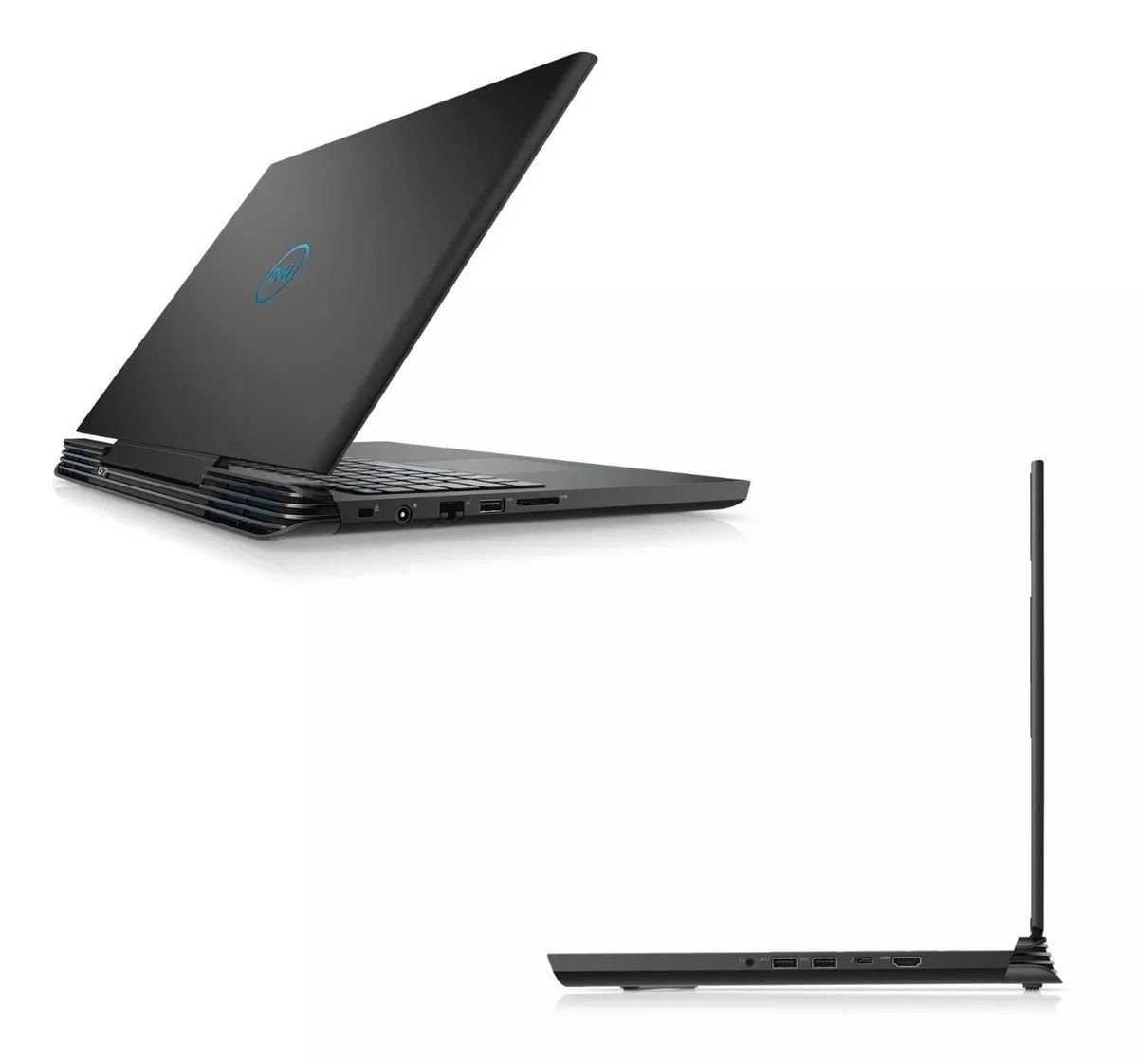 Notebook Dell G7 7588 Core I7 8750H Memoria 8Gb Hd 1Tb Ssd 128Gb Placa Video Gtx 1050 4Gb Tela 15.6' Fhd Sistema Linux