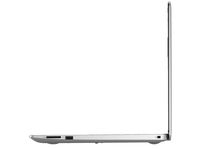 Notebook Dell Inspiron 3480 Core I5 8265u Memoria 4gb Hd 1tb Tela 14' Led Hd Sistema Ubuntu Linux