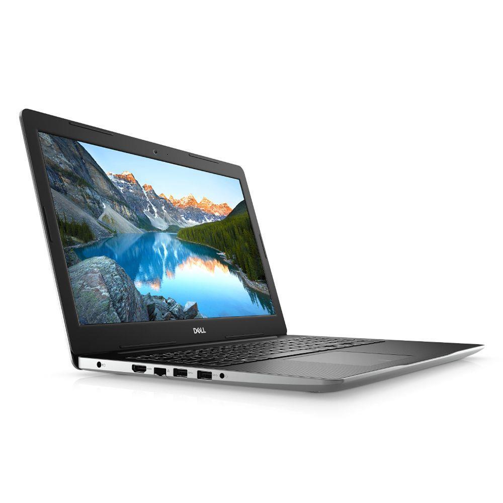 Notebook Dell Inspiron 3480 Pentium Gold 5405u Memoria 4gb Ssd 256gb Tela 15.6' Led Hd Windows 10 Home Prata