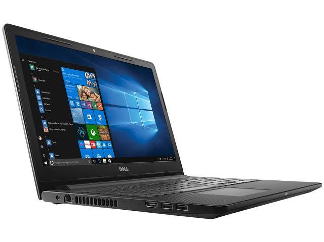 Notebook Dell Inspiron 3567 Core I3 7020u Memoria 4gb Hd 1tb Tela 15.6' Windows 10 Home