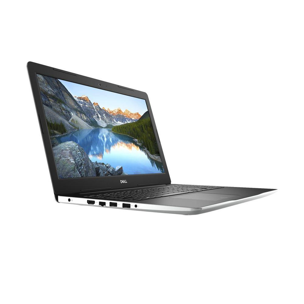 Notebook Dell Inspiron 3583 Core I5 8265u Memoria 4gb Hd 1tb Tela 15.6' Led Hd Sistema Ubuntu Linux Branco