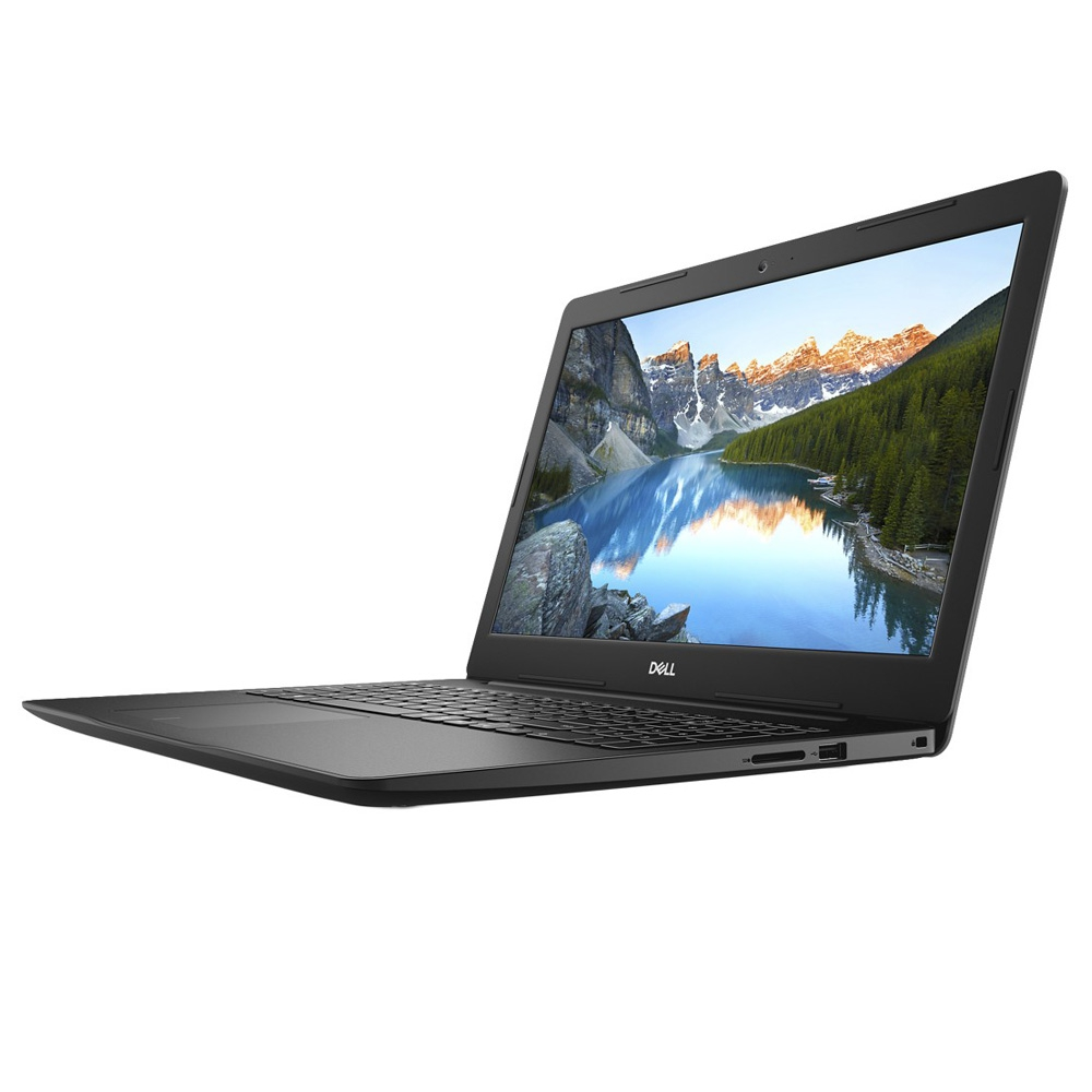 Notebook Dell Inspiron 3583 Core I5 8265u Memoria 4gb Ssd 480gb Tela 15.6' Led Hd Sistema Windows 10 Pro