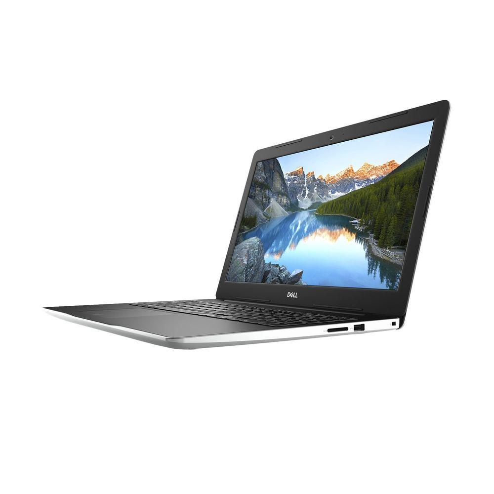 Notebook Dell Inspiron 3583 Core I7 8565u Memoria 8gb Hd 2tb Video Amd520 2gb Tela 15.6' Lcd Windows 10 Home Branco