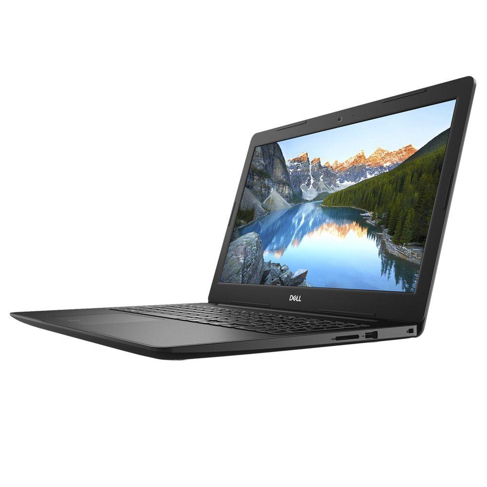 Notebook Dell Inspiron 3583 Core I7 8565u Memoria 8gb Ssd 240gb Tela 15.6' Hd Sistema Windows 10 Home