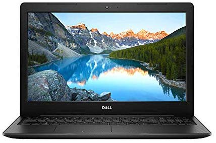 Notebook Dell Inspiron 3583 Core I7 8565u Memoria 8gb Ssd 256gb Tela 15.6' Led Hd Sistema Ubuntu Linux